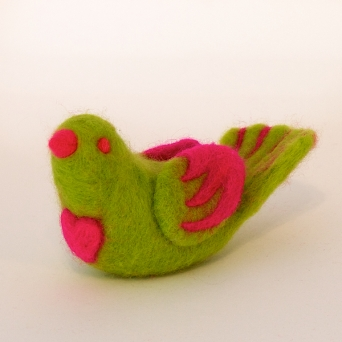 Green Dove of Love